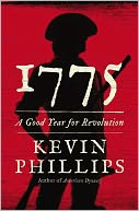 1775 by Kevin Phillips: Book Cover