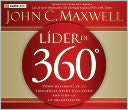 Líder de 360o by John C. Maxwell: CD Audiobook Cover