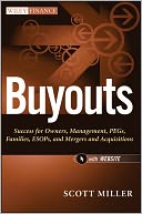 Buyouts by Scott Miller: NOOK Book Cover