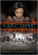 Sanctum by Sarah Fine: Book Cover