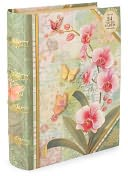 Orchid Tapestry Book Box Duo Note Cards by Punch Studio: Product Image