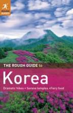 Best sellers eBook library The Rough Guide to Korea ePub CHM