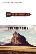Fire on the Mountain by Edward Abbey: Book Cover