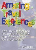 Amazing Travel Experiences by Ian Usher: NOOK Book Cover