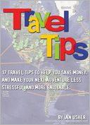 Travel Tips by Ian Usher: NOOK Book Cover