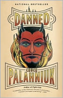 Damned by Chuck Palahniuk: Book Cover