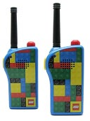 LEGO Walkie Talkies by Digital Blue: Product Image