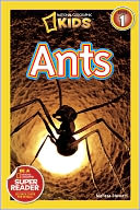 Ants by Melissa Stewart: NOOK Kids Read to Me Cover