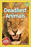 Deadliest Animals by Melissa Stewart: NOOK Kids Read to Me Cover