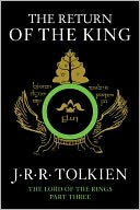 The Return of the King by J. R. R. Tolkien: Book Cover