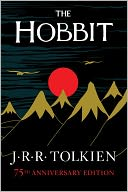 The Hobbit by J. R. R. Tolkien: Book Cover
