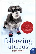 Following Atticus by Tom Ryan: Book Cover