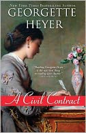 Civil Contract by Georgette Heyer: NOOK Book Cover
