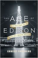 The Age of Edison by Ernest Freeberg: Book Cover