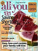 All You - One Year Subscription: Magazine Cover