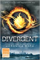 Divergent (Divergent Series #1) by Veronica Roth: Book Cover
