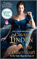 The Way to a Duke's Heart by Caroline Linden: Book Cover