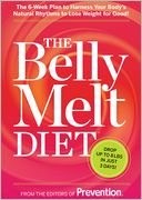 The Belly Melt Diet by Prevention Magazine: NOOK Book Cover