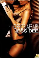 Office Affair by Jess Dee: Book Cover