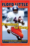 Promises to Keep by Floyd Little: Book Cover