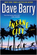 Insane City by Dave Barry: Book Cover
