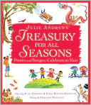 Julie Andrews' Treasury for All Seasons by Julie Andrews: Book Cover