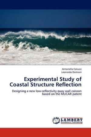 Experimental Study of Coastal Structure Reflection