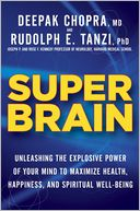 Super Brain by Deepak Chopra: Book Cover