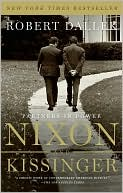 Nixon and Kissinger by Robert Dallek: Book Cover