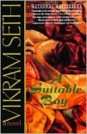 Suitable Boy by Vikram Seth: Book Cover