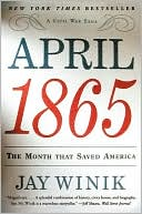 April 1865 by Jay Winik: Book Cover