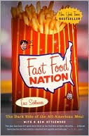 Fast Food Nation by Eric Schlosser: Book Cover