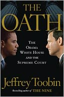 The Oath by Jeffrey Toobin: Book Cover