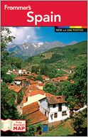Frommer's Spain by Darwin Porter: Book Cover