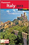 Frommer's Italy 2013 by Donald Strachan: Book Cover