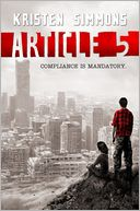 Article 5 by Kristen Simmons: Book Cover