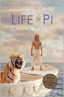 Life of Pi (Movie Tie-In) by Yann Martel: Book Cover