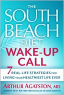 The South Beach Diet Wake-Up Call by Arthur Agatston: Book Cover