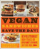 Vegan Sandwiches Save the Day! by Tamasin Noyes: Book Cover