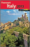 Frommer's Italy 2013 by Donald Strachan: NOOK Book Cover