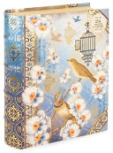 Birds and Blossom Book Box Duo Note Cards by Punch Studio: Product Image