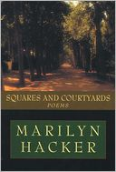 Squares and Courtyards by Marilyn Hacker: Book Cover