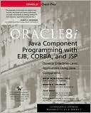 download Oracle8i Java Component Programming with Ejb,CORBA and JSP book