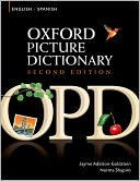 Oxford Picture Dictionary English-Spanish by Jayme Adelson-Goldstein: Book Cover