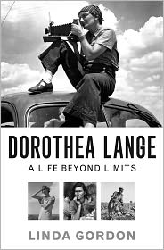 Dorothea Lange by Linda Gordon: Book Cover