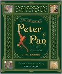 The Annotated Peter Pan by J. M. Barrie: Book Cover