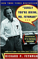 """Surely You're Joking, Mr. Feynman!"" by Richard P. Feynman: Book Cover"