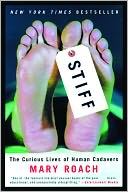 Stiff by Mary Roach: Book Cover