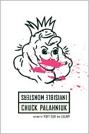 Invisible Monsters by Chuck Palahniuk: NOOK Book Cover