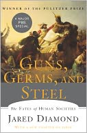 Guns, Germs, and Steel by Jared Diamond: Book Cover